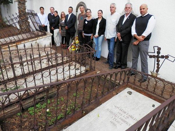 cementerio san rafael concejales historiadores miembros asociacion.