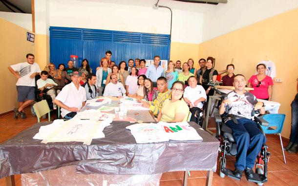 Centro de Discapacidad de Los Olivos - Adeje