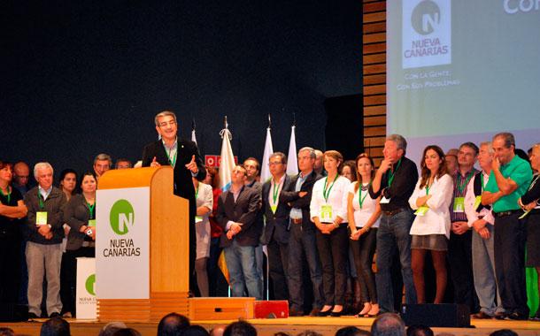 Tercer congreso de Nueva Canarias (2012)