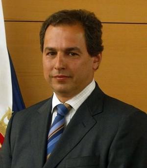 consejero insular de Carreteras y Paisaje, José Luis Delgado Sánchez
