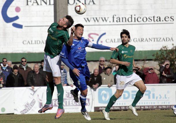 Coruxo - CD Tenerife, temporada 2011