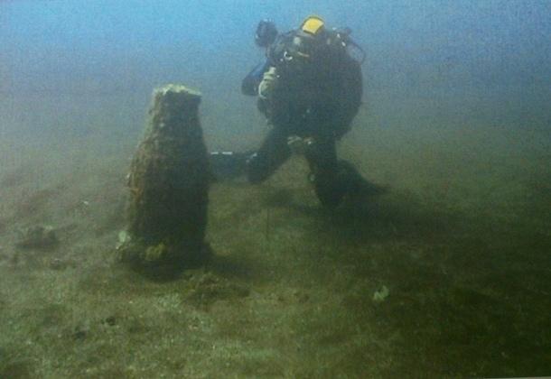 emisario submarino de El Puertito de Güímar