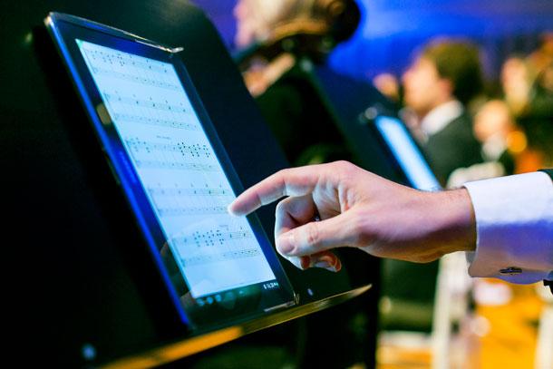 Filarmónica tabletas