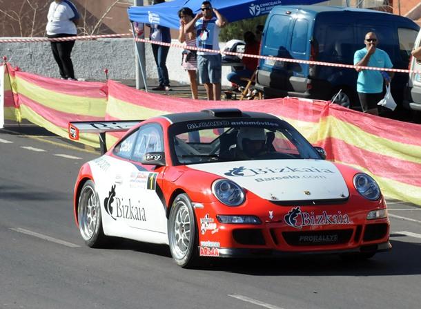 jg subida a tamaimo Manuel Cabo Porsche