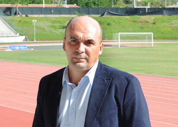 José Juan Almeida TECNICO CD MARINO SM