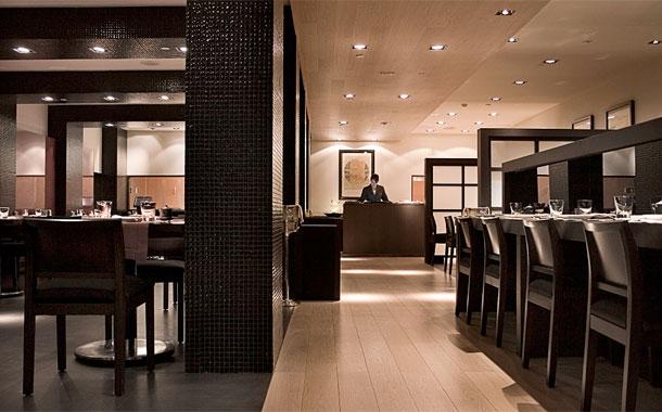 Restaurante Kabuki, hotel Abama