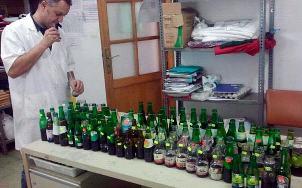 Laboratorio enológico Santa Úrsula
