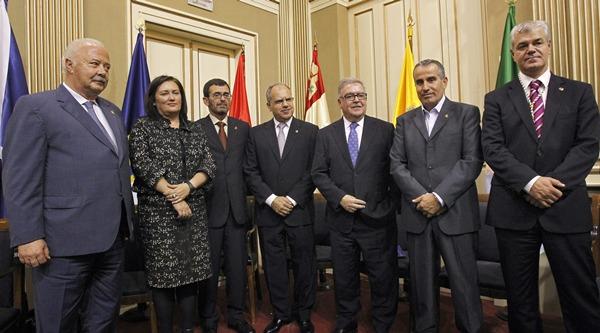 ACTO INSTITUCIONAL POR EL CENTENARIO DE LA LEY CONSTITUTIVA DE CABILDOS