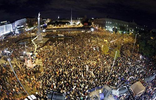 Manifestacion Huelga General 14N Madrid