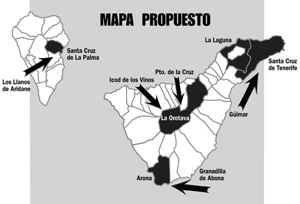 mapa judicial propuesto