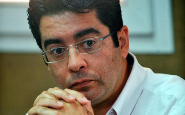 Pedro Martín, alcalde de Guía de Isora
