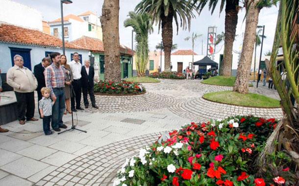 Plaza Benito Pérez Galdós
