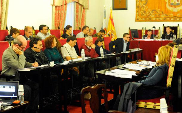 Pleno Ayuntamiento de La Laguna