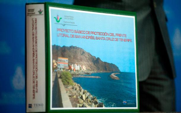 Proyecto marina deportiva de San Andrés