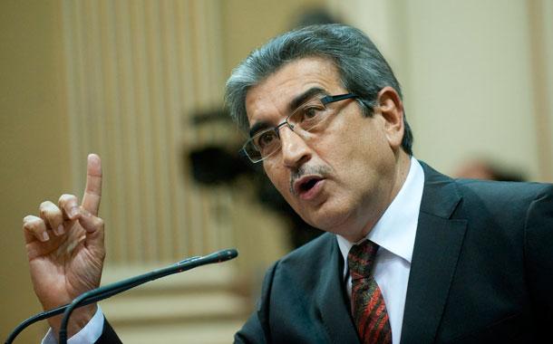 Román Rodríguez - Portavoz de Nueva Canarias
