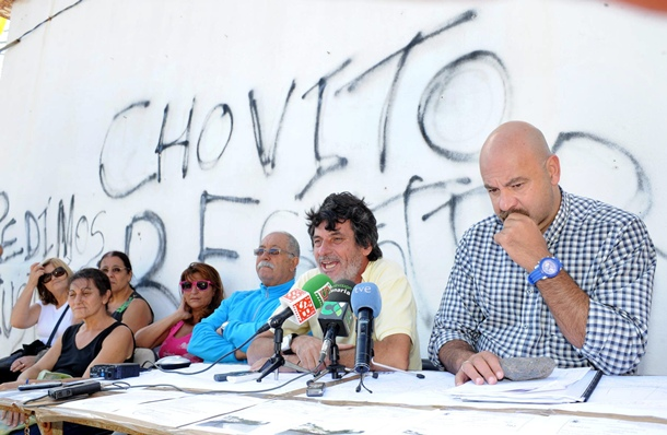 Cho Vito  Tomas González y Antonio Alonso