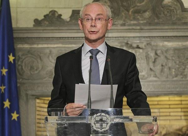 La incertidumbre de los recortes de la ue planea sobre for Presidente del consejo europeo