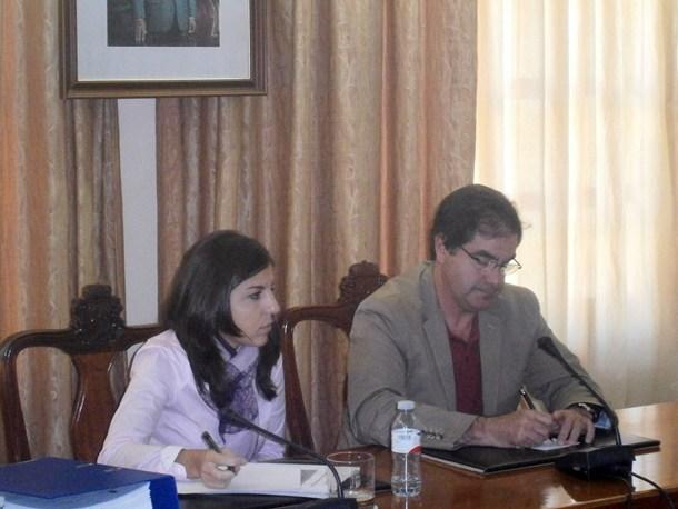 El alcalde de Arona Francisco Niño