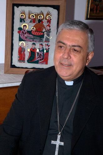 Bernardo Álvarez - Diócesis Nivariense