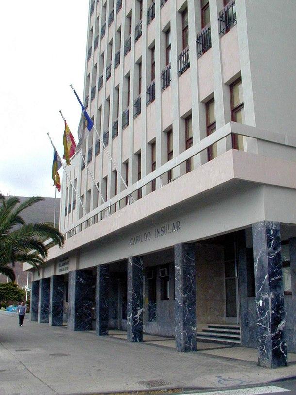 FACHADA CABILDO DE LA PALMA