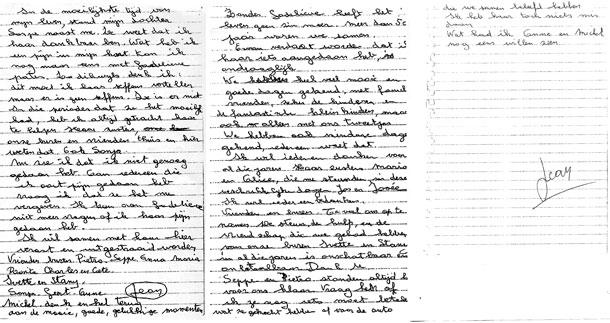Carta Jean Lucien