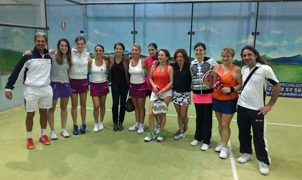 Club de Tenis Tenerife y Davirrindoor A ascendieron a Primera Categoria femenina
