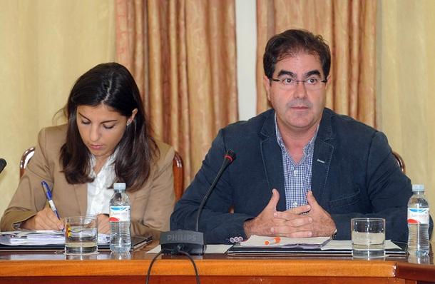 FRANCISCO NIÑO ALCALDE AYUNTAMIENTO DE ARONA SM
