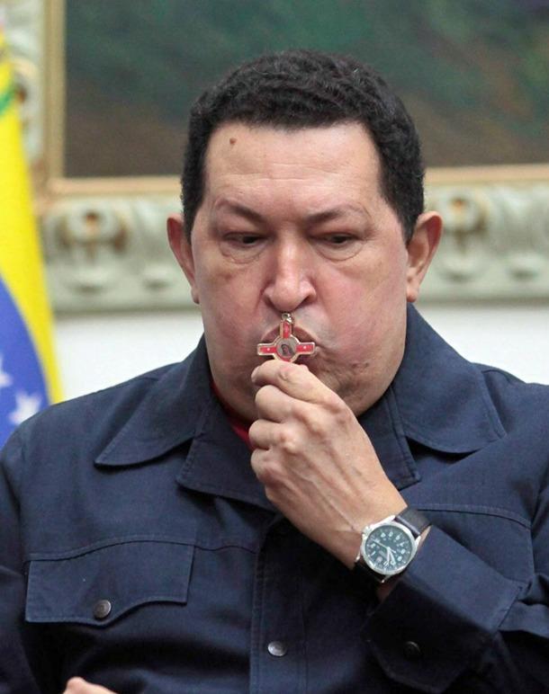 HUGO CHÁVEZ PRESIDENTE DE VENEZUELA