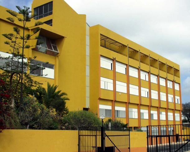 Instituto Manuel Martin Gonzalez edificio 2 antiguo IES Tagara