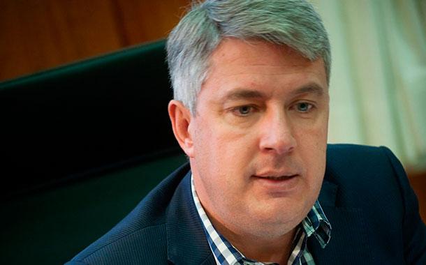 José Juan Lemes, alcalde de Arafo