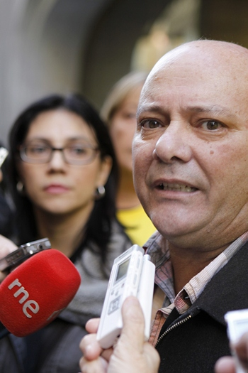 JUAN JESÚS ARTEAGA, SECRETARIO GENERAL DE CC.OO. EN CANARIAS