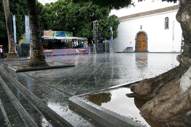 Plaza Los Llanos de Aridane