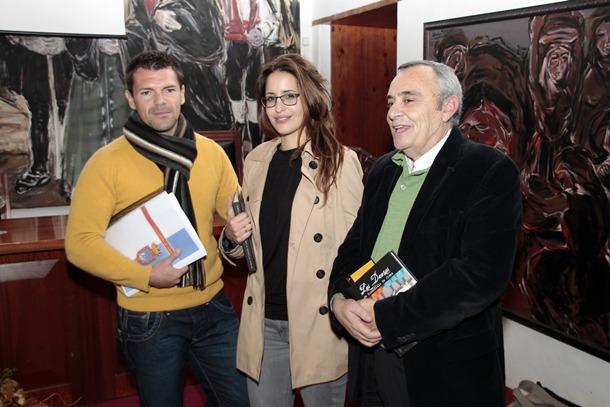 Proyecto de recuperación del patrimonio histórico-documental de Granadilla Jacob Donate, Valeria Aguiar y Manuel de Paz