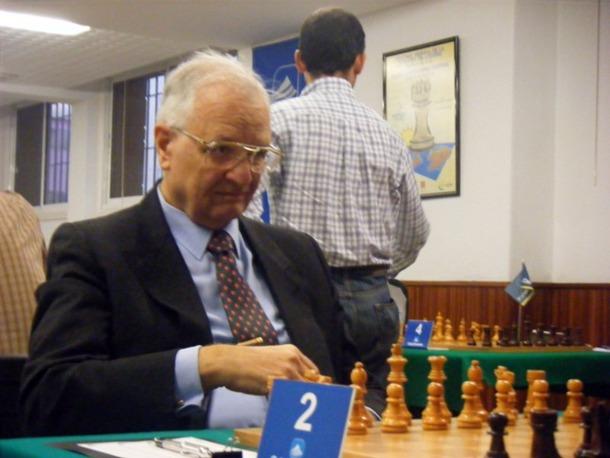 Stefano Tatai ajedrez