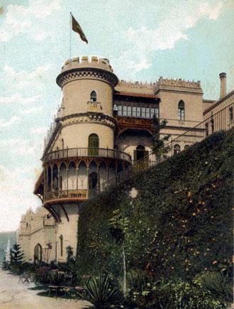 Antiguo hotel Quisisana