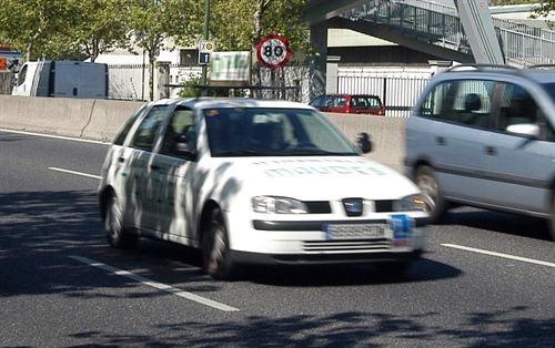 vehiculo autoescuela