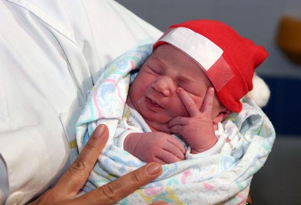 bebe recien nacido alexia