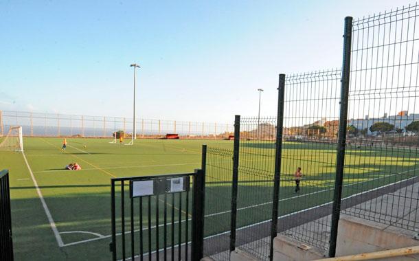 Campos de fútbol Santa Cruz de Tenerife