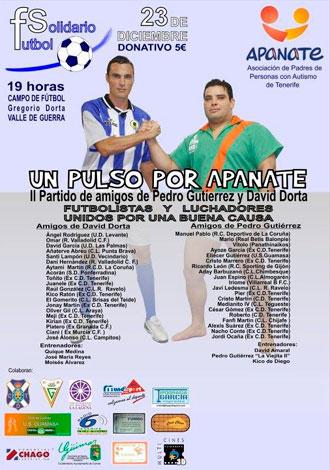 Apanate fútbol solidario