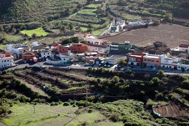 Barranco de El Palmar Buenavista Norte MPP
