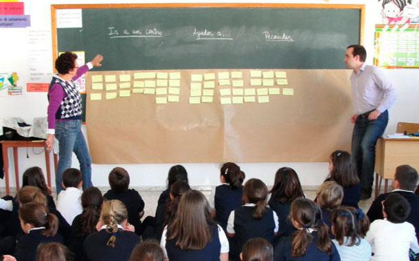 El colegio nazaret claro ejemplo de educaci n social - Colegio aparejadores tenerife ...