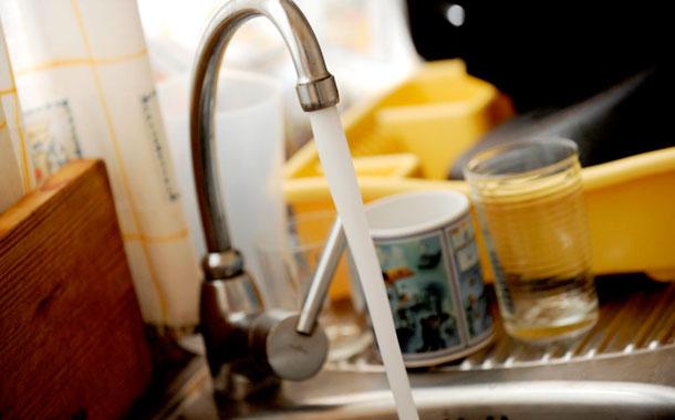 Consumo agua potable