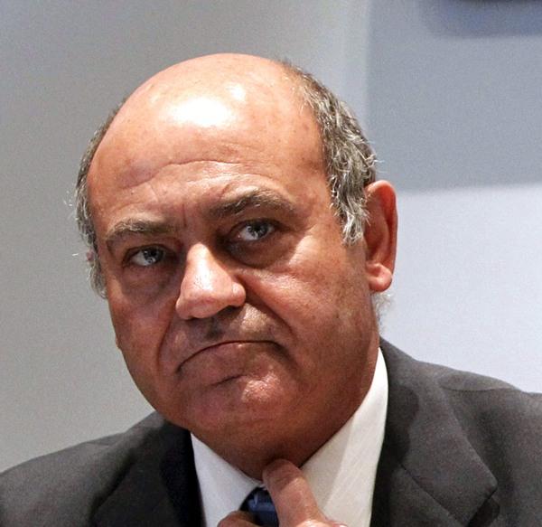 Expresidente de Viajes Marsans y de la CEOE Gerardo Díaz Ferrán.