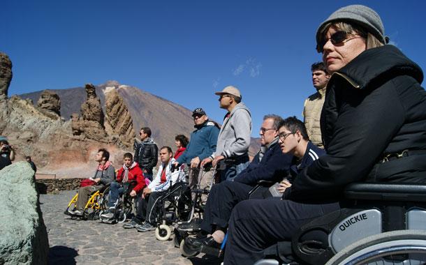 Entidades de discapacitados