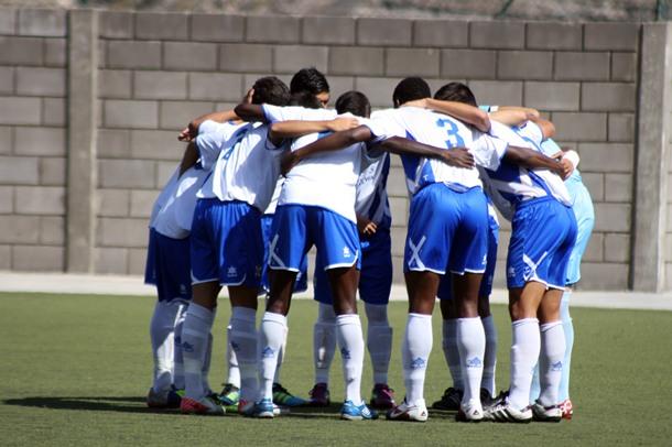 equipo cadena filiales CD Tenerife