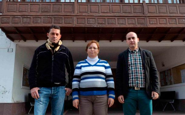 Gobierno local El Tanque (MOISÉS PÉREZ)