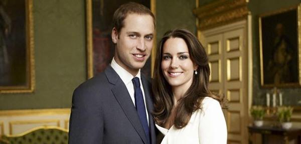 El príncipe Guillermo y Kate Middleton. | DA