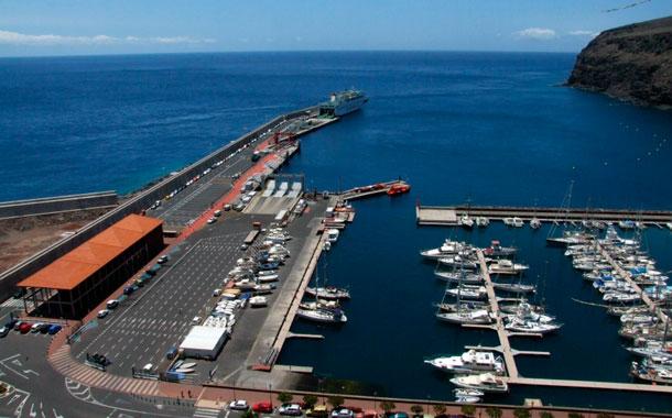 Puerto San Sebastián de La Gomera