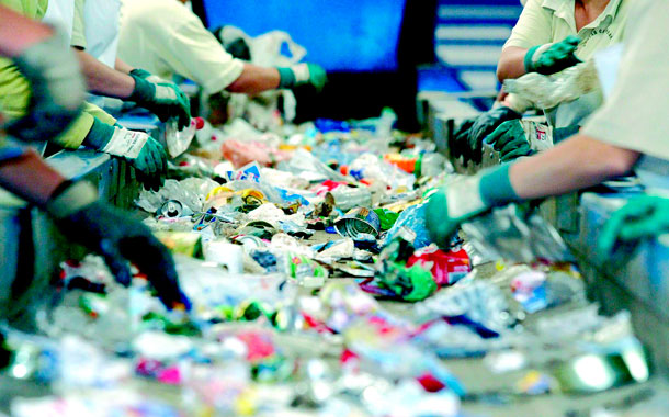 Tratamiento de residuos urbanos en Arico