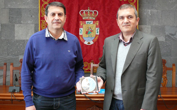 Valentín González y Antonio Manuel Rodríguez